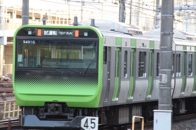 JR東日本E235系電車 クハE235-9 ...