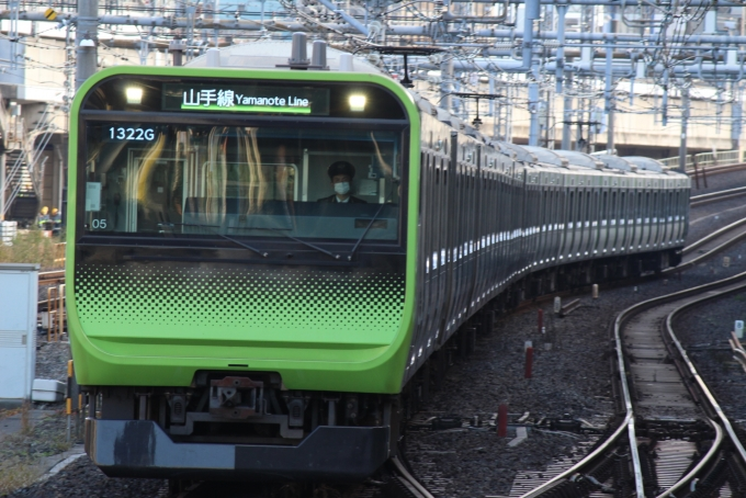 JR東日本E235系電車 クハE235-5 ...