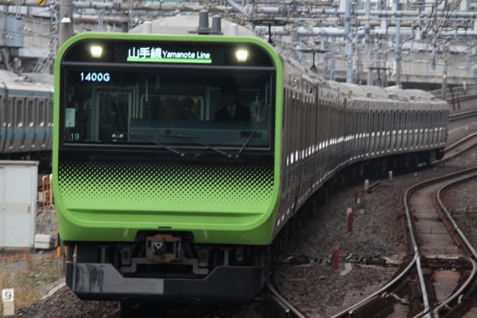 JR東日本E235系電車 クハE235-19...