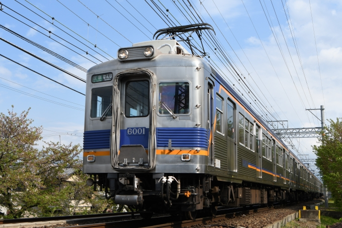 南海電鉄 南海6000系電車 6001 狭山駅 鉄道フォト・写真 by papaさん ...