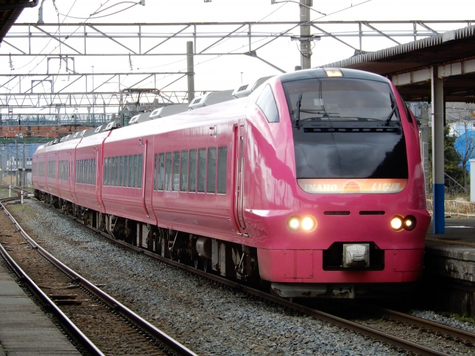 JR東日本E653系電車 坂町駅 鉄道フォト・写真 by Ome Rapidさん ...