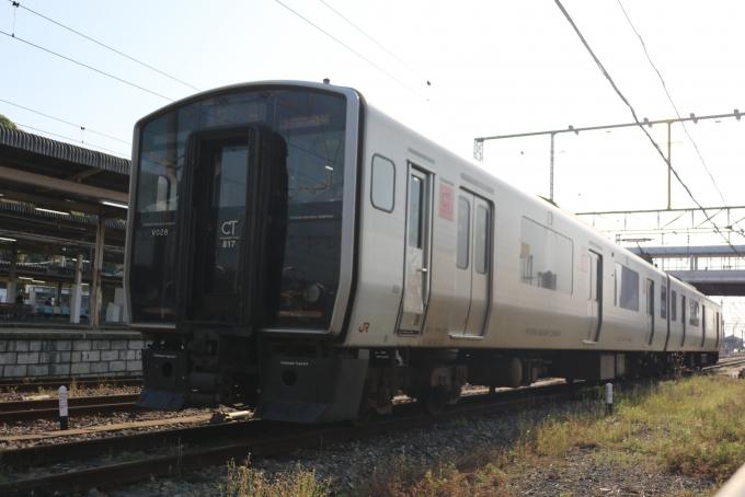 JR九州817系電車 クモハ817-28 ...