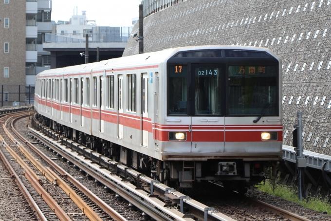 東京メトロ 02-143 (営団02系) 車両ガイド | レイルラボ(RailLab)