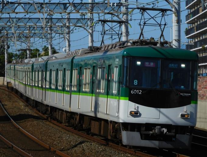 京阪電鉄 京阪6000系電車 6012 大和田駅 (大阪府) 鉄道フォト・写真 by ...