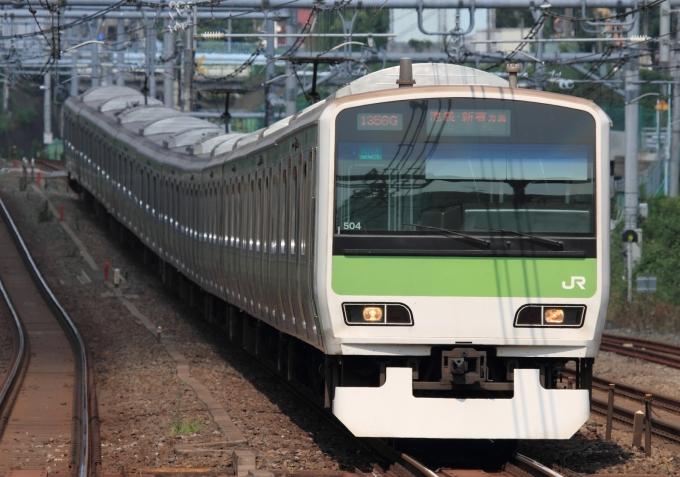 JR東日本E231系電車 クハE231-504 駒込駅 (JR) 鉄道フォト・写真 by ...