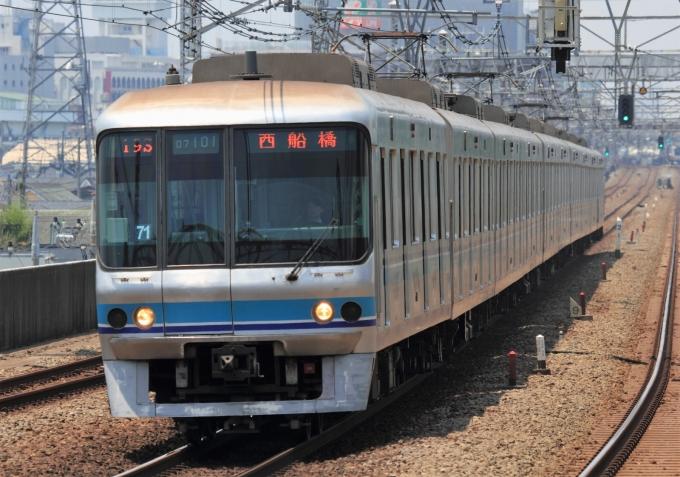 東京メトロ 営団07系電車 07-101 西荻窪駅 鉄道フォト・写真 by ...