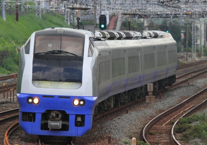 JR東日本E653系電車 ぶらり鎌倉 クハE652-8 東神奈川駅 鉄道フォト ...