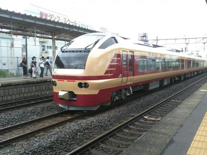 JR東日本E653系電車 荒川沖駅 鉄道フォト・写真 by よし04さん ...