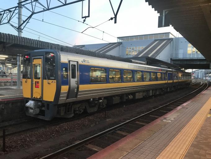 JR西日本キハ187系気動車 スーパーおき 新山口駅 鉄道フォト・写真 by ...