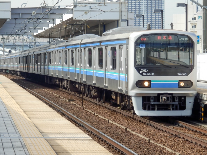 東京 臨海 高速 鉄道 りんかい 線