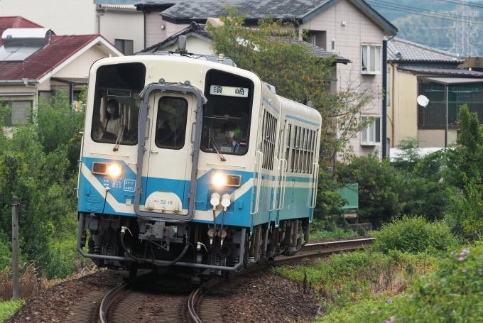 JR四国 国鉄キハ32形気動車 キハ32-18 旭駅 (高知県) 鉄道フォト・写真 ...