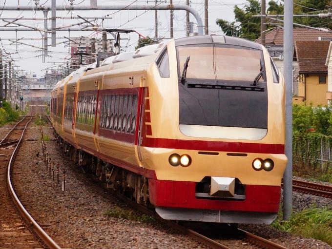 JR東日本E653系電車 ひたち野うしく駅 鉄道フォト・写真 by ときわ路 ...
